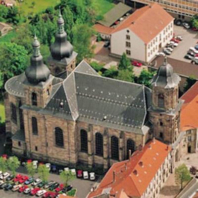 Abbatiale St-Nabor