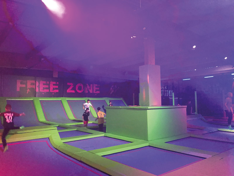 Superjump Trampoline Park